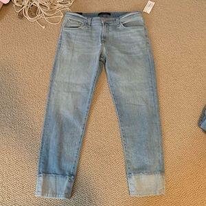 NWT J Brand Sadey Slim Straight Jeans